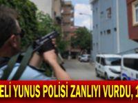 Gebzeli Yunus polisi zanlıyı vurdu, 1 ölü!