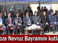Gebze Nevruz Bayramını kutladı