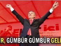 """ŞAYİR, """"YENİ DİLOVASI'NIN TEMELİNİ ATACAĞIZ"""""""