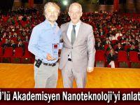 GTÜ'lü Akademisyen Nanoteknoloji'yi anlattı!