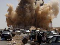 Suriye'de teröristler birbirine girdi!
