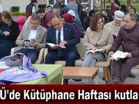 GTÜ'de Kütüphane Haftası kutlandı
