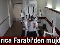 Darıca Farabi'de müjde!