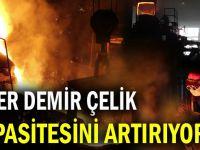 Diler Demir, üretim tesisini büyütüyor!