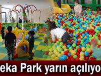 Zeka Park yarın açılıyor