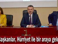 AK Partililer ve CHP yan yana!