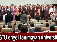 GTÜ engel tanımayan üniversite