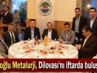 Çolakoğlu Metalurji'nin geleneksel iftarı gerçekleşti