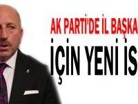AK Parti'de il başkanlığı için yeni isim!