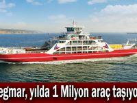 Negmar, yılda 1 Milyon araç taşıyor