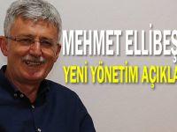Ellibeş'ten yeni yönetim açıklaması