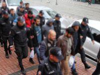 FETÖ'den gözaltına alınan 7 şüpheli adliyede!