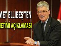 Ellibeş'ten il yönetimi açıklaması