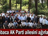 Kabaca AK Parti ailesini ağırladı