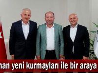 AK Parti Çayırova'yı sevindiren isimler