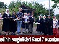 Kocaeli'nin zenginlikleri Kanal 7 ekranlarında