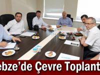 Gebze'de Çevre Toplantısı