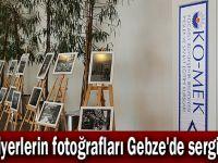 Kursiyerlerin fotoğrafları Gebze'de sergilendi