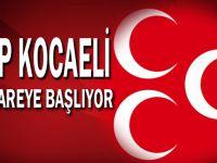 MHP Kocaeli istişareye başlıyor