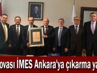 Dilovası İMES Ankara'ya çıkarma yaptı