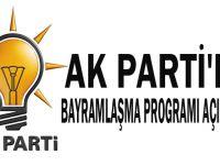 AK Parti'de bayramlaşma programı açıklandı
