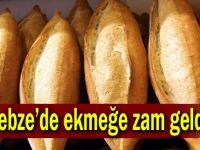 Kocaeli'de ekmeğe iki farklı zam!