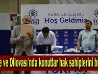 Gebze ve Dilovası'nda konutlar hak sahiplerini buldu