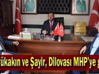 Büyükakın ve Şayir, Dilovası MHP'ye gitti