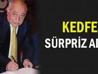 Vahdettin Şeker KEDFE'ye aday ol baskısı