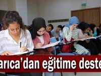 Darıca'dan eğitime destek