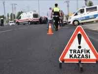 Kocaeli'de yollar kan gölü: 2 ölü, 417 yaralı!