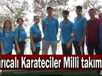Darıcalı Karateciler Milli Takımda