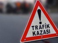 Kocaeli'de görevli trafik polis ölümden döndü!