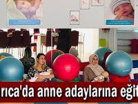 Darıca'da anne adaylarına eğitim