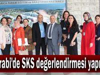 Farabi'de SKS değerlendirmesi yapıldı