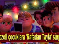 Gebzeli çocuklara 'Rafadan Tayfa' sürprizi