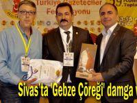 Sivas'ta 'Gebze Çöreği' damga vurdu!