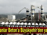 Ayhanlar Beton'a Büyükşehir'den yasak!