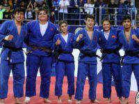 Kağıtsporlu judocular Milli Takım ile dünya üçüncülüğünü yaşadı