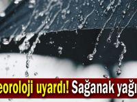 Meteoroloji yağış için saat verdi!