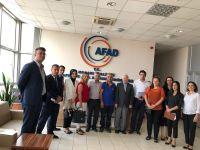 Kocaeli AFAD'dan sivil savunma planı eğitimi
