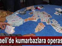 Kocaeli'de kumarbazlara operasyon!