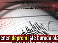 Beklenen deprem işte burada olacak!