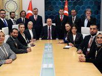 Erdoğan Trump'la görüşmesinin detaylarını anlattı
