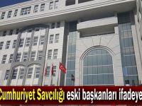 Gebze Cumhuriyet Savcılığı eski başkanları ifadeye çağırdı