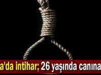 Darıca'da intihar; 26 yaşında canına kıydı