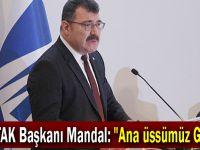 """TÜBİTAK Başkanı Mandal: """"Ana üssümüz Gebze"""""""