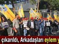 VİP Giyim, sendikal faaliyet yürüten işçiyi işten attı