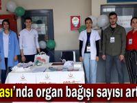 Dilovası'nda organ bağışı sayısı artıyor!