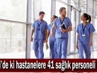 Darıca Farabi ve Dilovası hastanesine personel atandı!